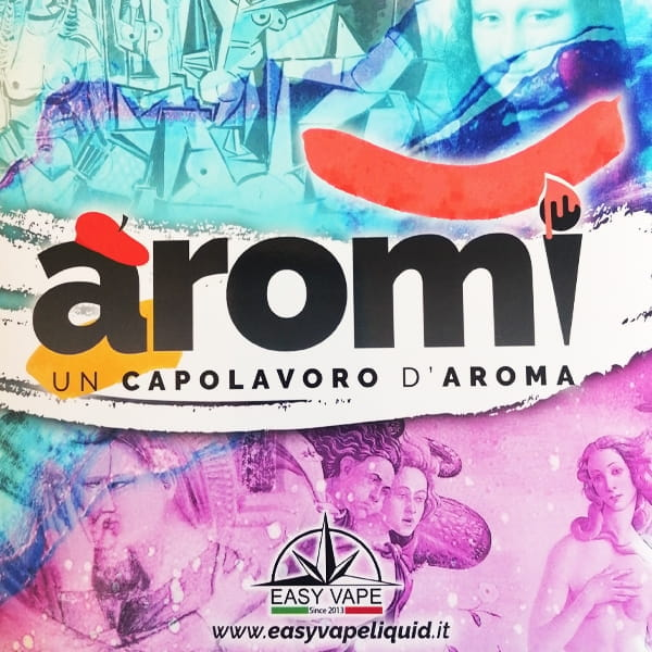 Aromi Concentrati Aromì by Easy Vape