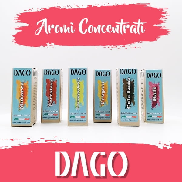 Aromi Concentrati DAGO