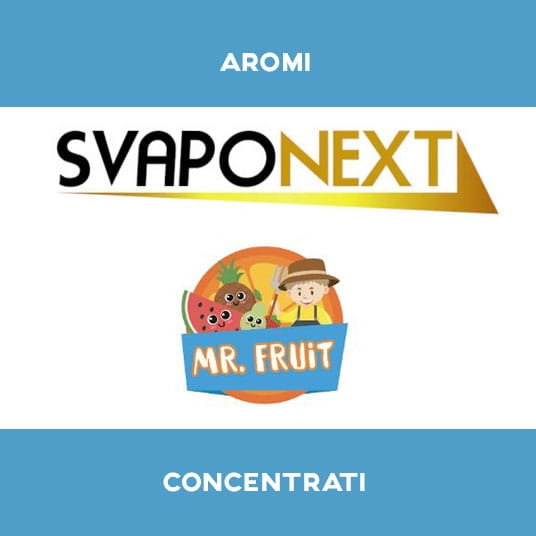Aromi Concentrati Svaponext Mr Fruit