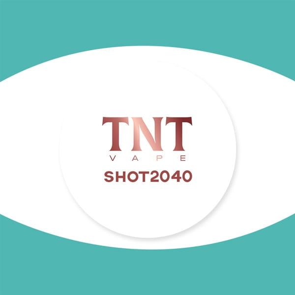 Aromi Scomposti TNT Vape Shot2040 Kit