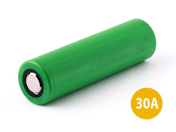 Batteria Sony (Murata) VTC5 US18650 - 2600mAh 30A 1-80W