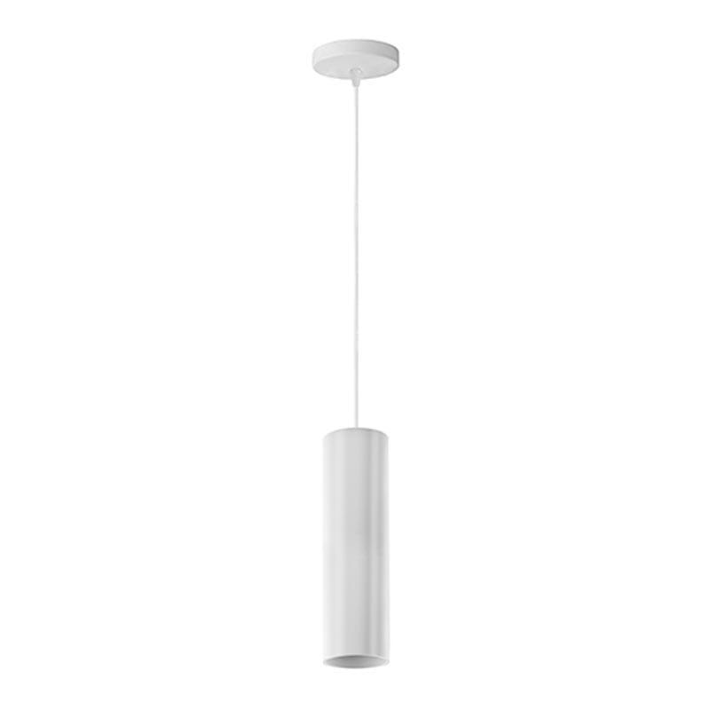 Pendel in alluminio per lampadine GU10
