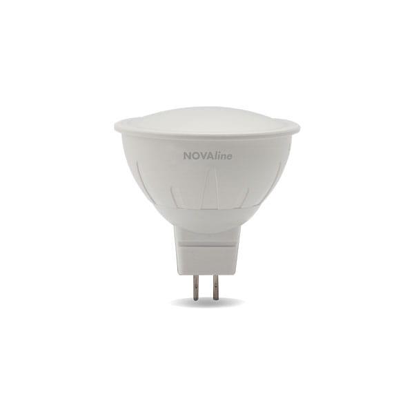 Lampadina LED Spot 120° 4W Equivalente a 30W GU5.3