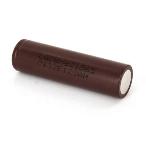 Batteria 18650 LG HG2 3000 mAh 20A 1-60W
