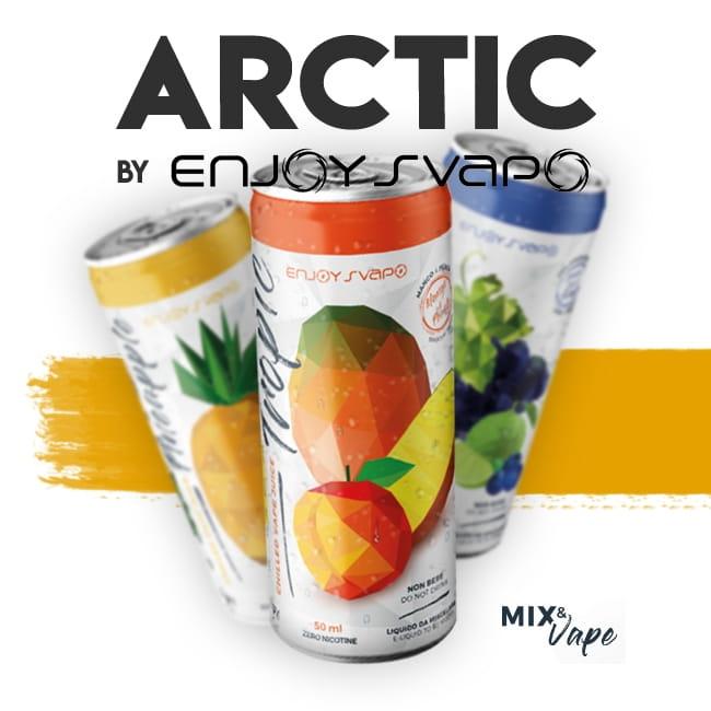 Liquidi Arctic Mix and Vape