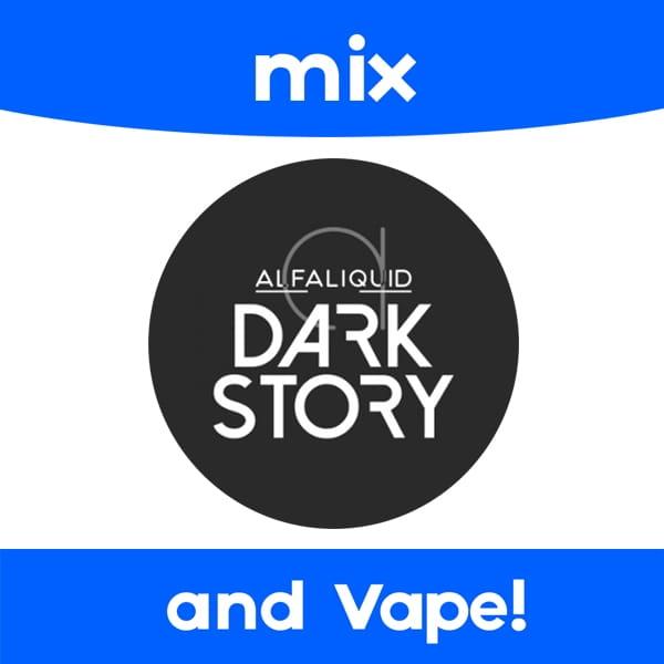 Liquidi Dark Story by Alfaliquid Mix and Vape