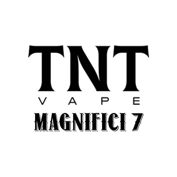 Liquidi TNT Vape - Magnifici 7