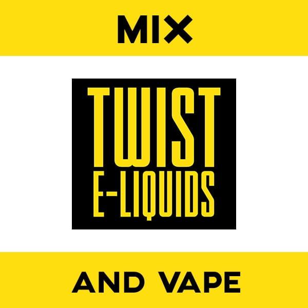 Liquidi Twist E-Liquids Mix and Vape