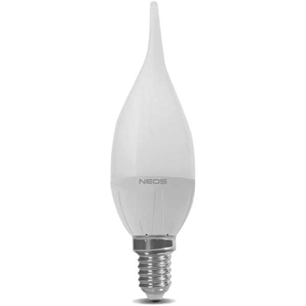 Lampadina LED Colpo di Vento 4W Equivalente a 30W E14
