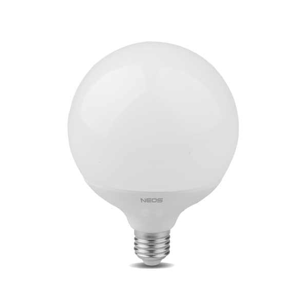 Lampadina LED E27 Globo 20W Equivalente a 100W