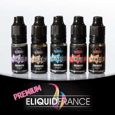 Premium - Eliquid France