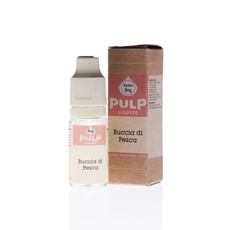Buccia di Pesca Pulp - Liquido 10ml