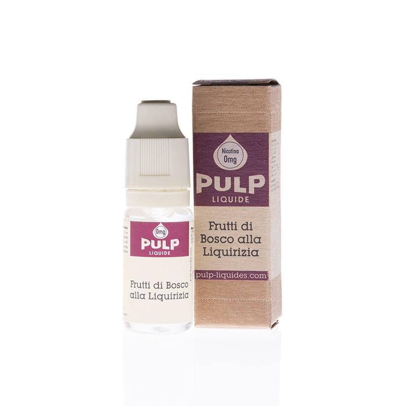 Frutti di Bosco alla Liquirizia Pulp - Liquido 10ml