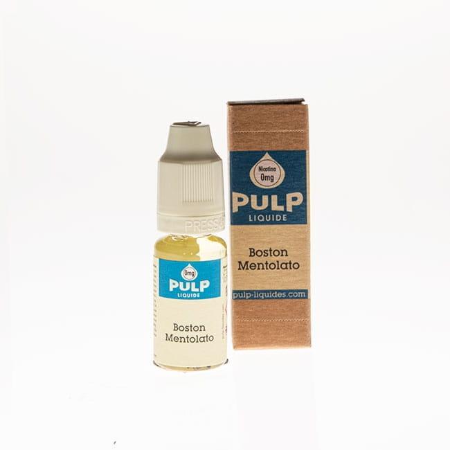 Boston Mentolato Pulp - Liquido pronto 10ml