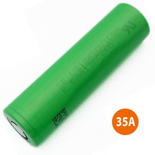 Batteria Sony (Murata) VTC5A US18650 2500 mAh 35A 1-90W