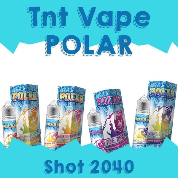 Aromi Scomposti TNT Vape POLAR Shot2040