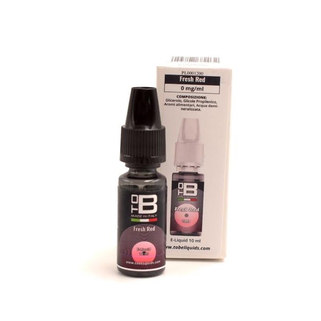 Fresh Red ToB - Liquido 10ml
