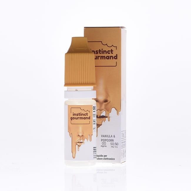 Vanilla & PopCorn - Instinct Gourmand 10ml