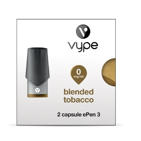 Blended Tobacco - Vype ePen 3 - Capsule 2pz