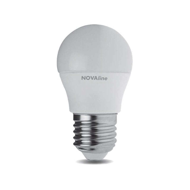 Lampadina LED Classic Miniglobe 8W E27