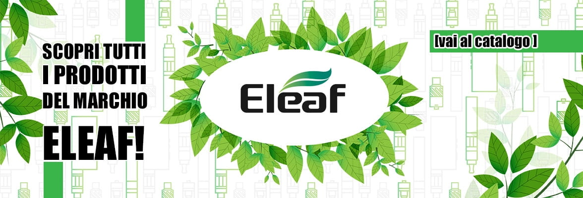 Tutti I Prodotti Eleaf