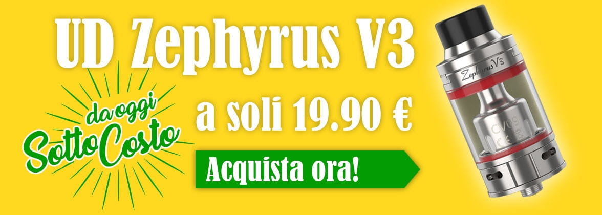 UD Zephyrus V3 SottoCosto