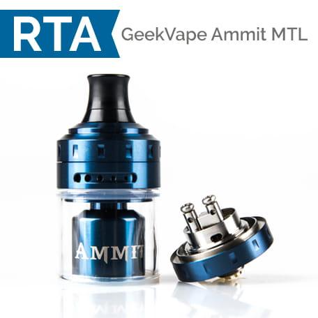 Atomizzatore RTA