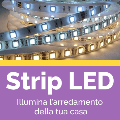 Arredare con le Strip LED