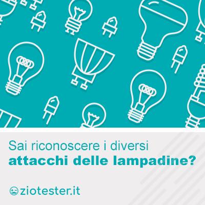 Sai riconioscere gli attacchi delle lampadine?