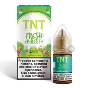 TNT Vape Fresh Bullet liquido sigaretta elettronica