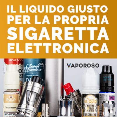 Come scegliere il liquido compatibile con la propria sigaretta elettronica