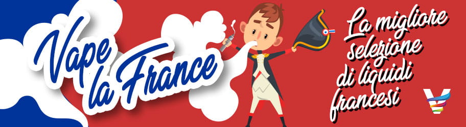 Liquidi francesi per sigaretta elettronica
