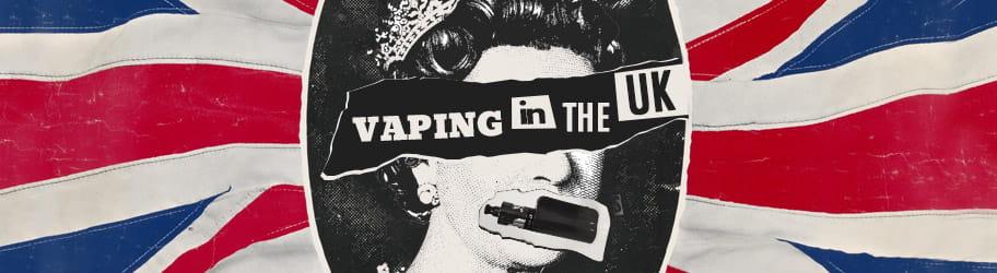 La sigaretta elettronica nel Regno Unito: una storia di successo