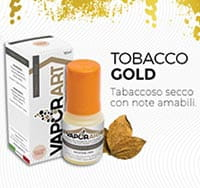 Tobacco gold vaporart