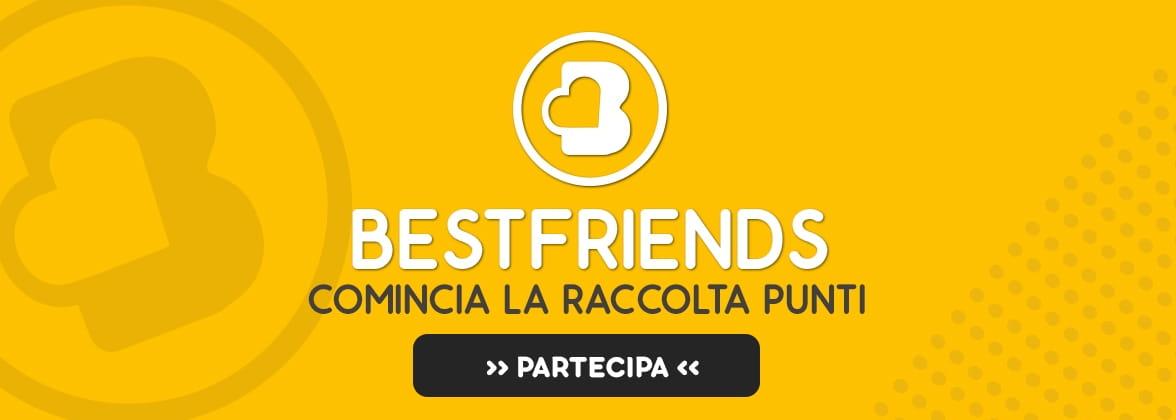 Raccolta Punti BestFriends