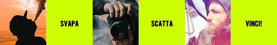 Fotocontest Scatta Svapa e Vinci
