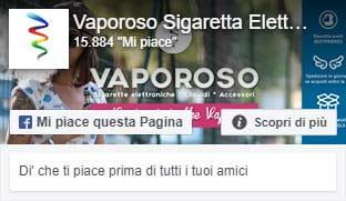 Mi piace Vaporoso su Facebook!