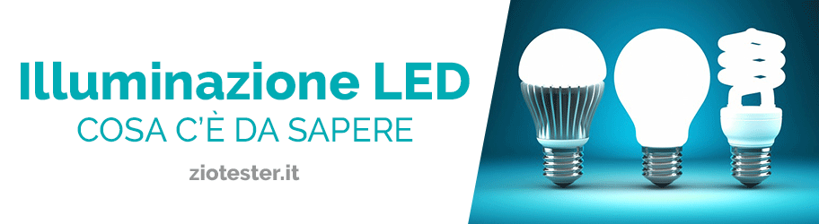Conoscere l'illuminazione LED