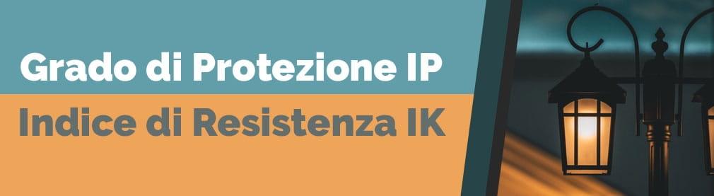 Grado IP e Resistenza IK